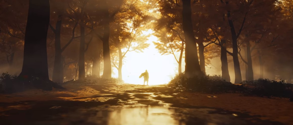 Ghost of Tsushima materializes Summer 2020