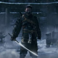 Sucker Punch's next game is Ghost of Tsushima