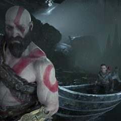 E3: Kratos teaches his son how to Be A Warrior in God of War gameplay reveal