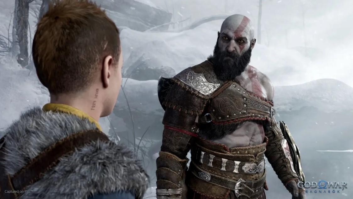 God of War: Ragnarök shares first details