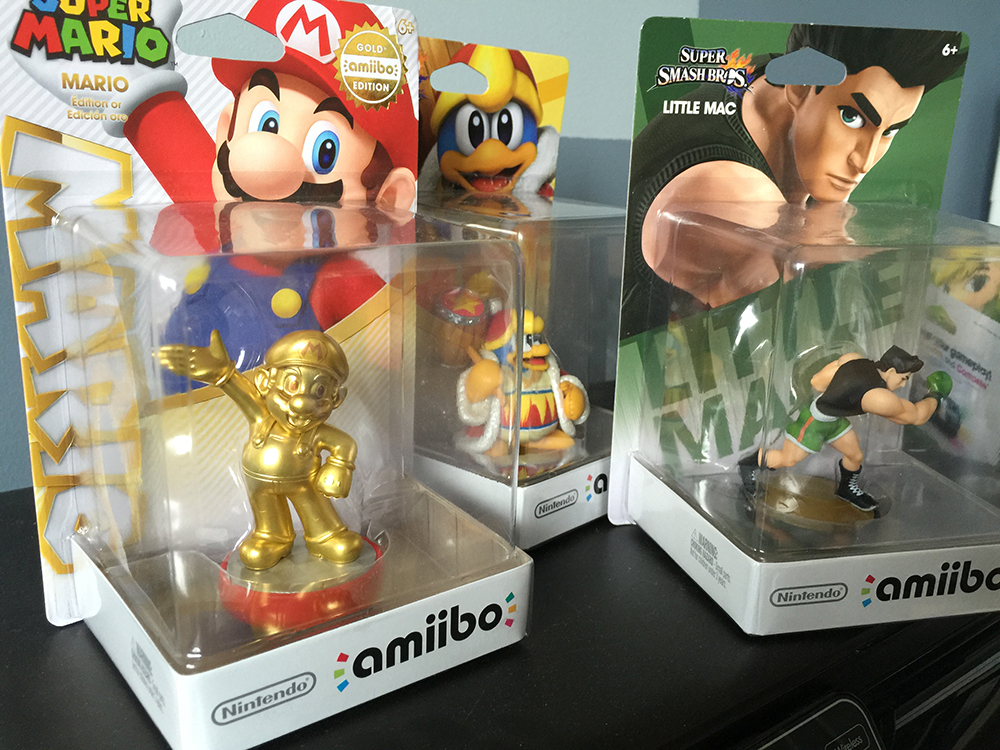 Toys to Death: How Nintendo is making me quit amiibo