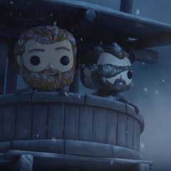 Watch this Funko Pop version of Game of Thrones right now