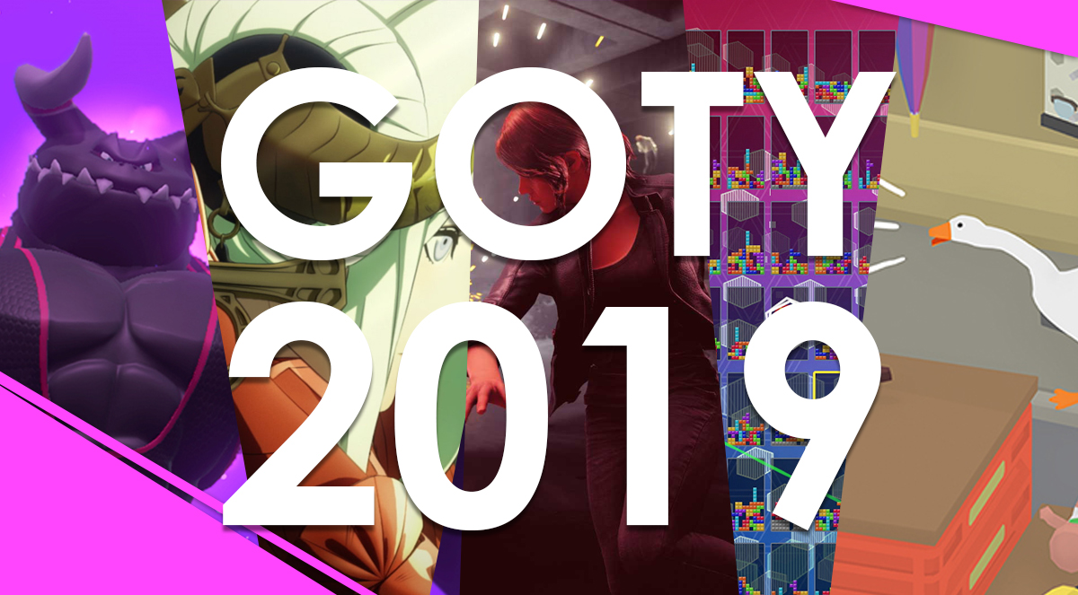 GOTY: Dali's Favorite games of 2019