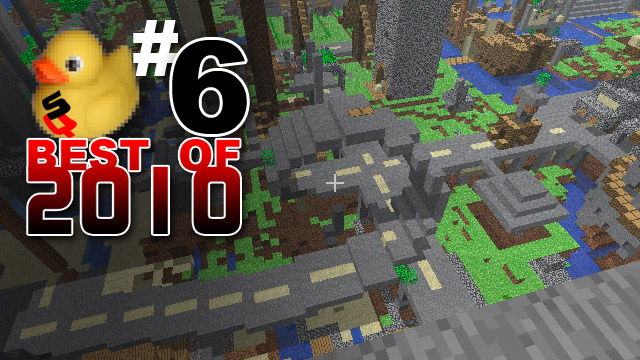 Sidequesting S Best Of 2010 6 Minecraft Sidequesting