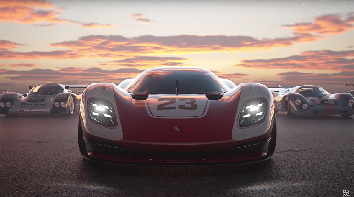 Gran Turismo 7 releasing March 2022