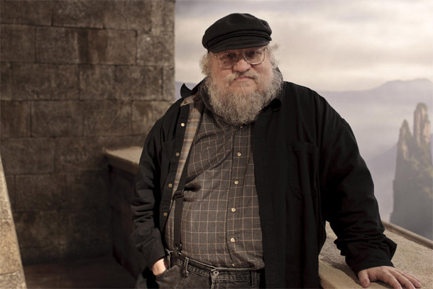 Upcoming Interview: George RR Martin