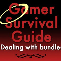 Gamer Survival Guide: Dealing with Bundles