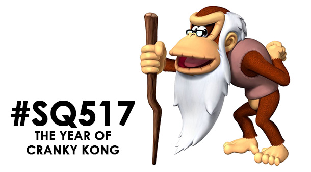 The Year of Cranky Kong