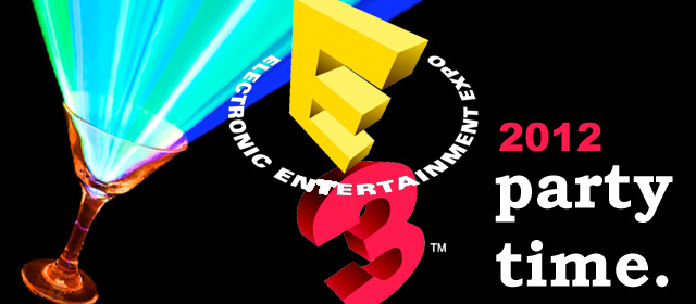 The Big E3 2012 Party List: Parties, events, fundraisers and more [UPDATED]