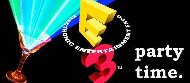 E3 2011 Parties