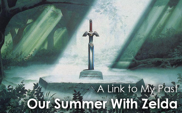 16-Bit Week: A Link to My Past: Our Summer With Zelda