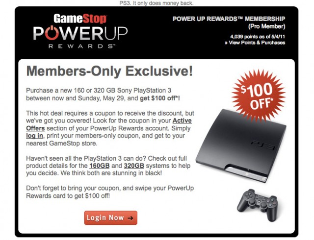 May 05, · Use this coupon to save money off the purchase of any one pre-owned game. That means you can get your hands on some of your favorite games without having to Operating System: PS3.