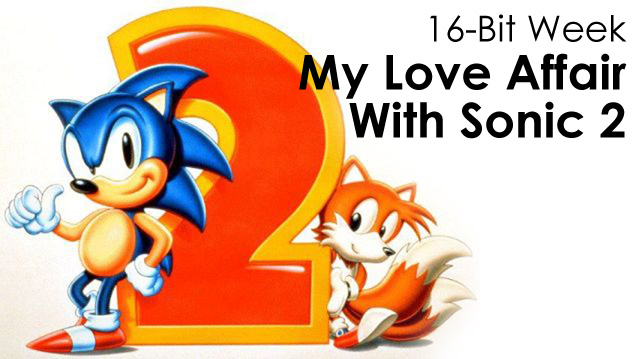 16-Bit Week: A Love Affair with Sonic 2