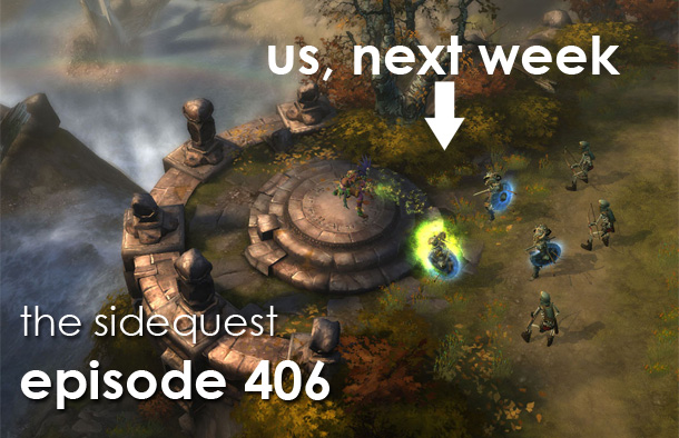 Diablo 3, Torchlight 2 podcast