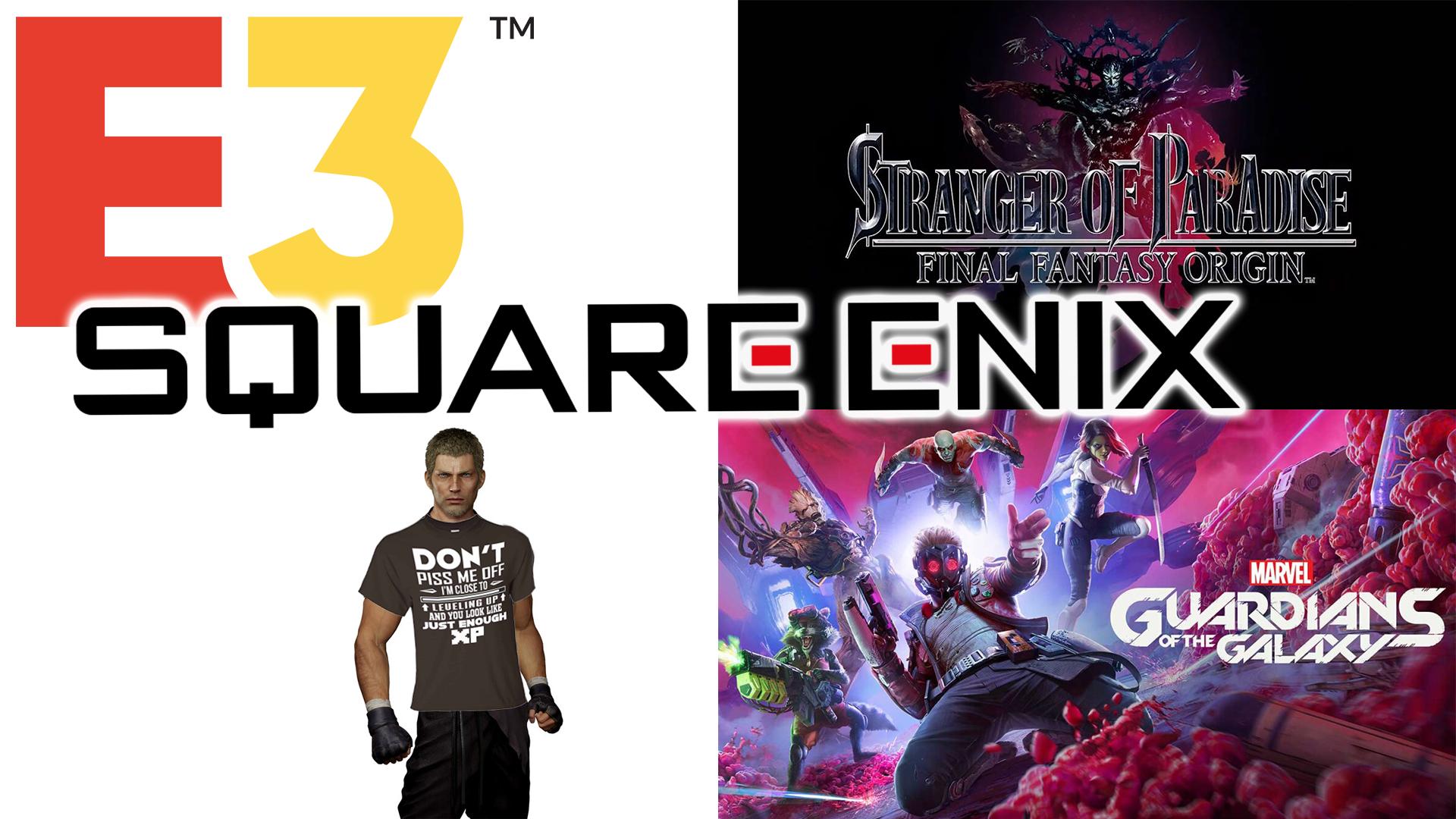 Square Enix's E3 Event Overview