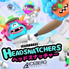 [Preview] Party game Headsnatchers could be a no brainer