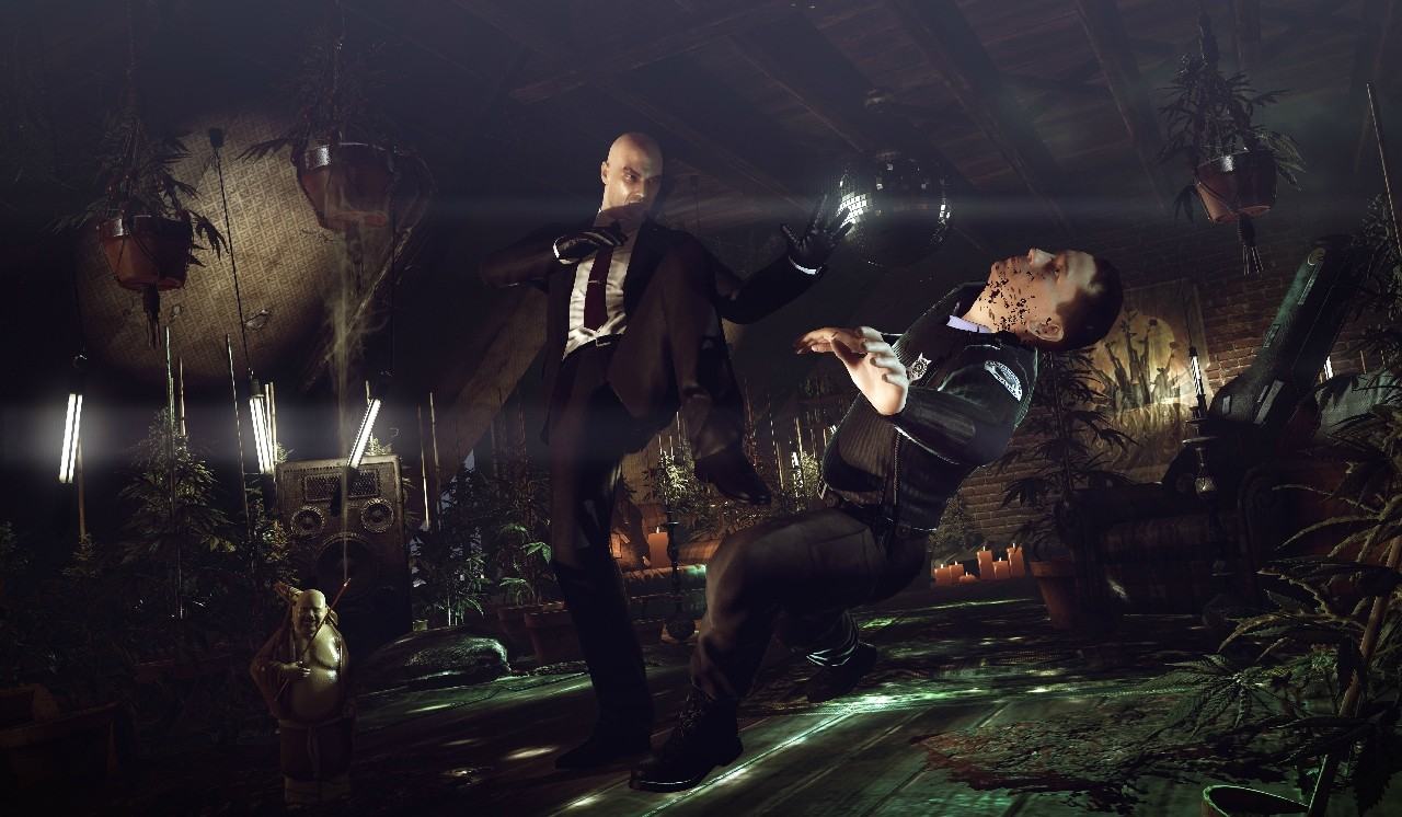 Pax East Hitman Absolution Preview Sidequesting
