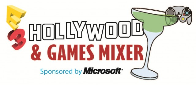 Hollywood and Games Mixer 2011
