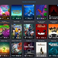 Humble Freedom Bundle packs $600 worth of items, with all proceeds to ACLU, DWB, and IRC