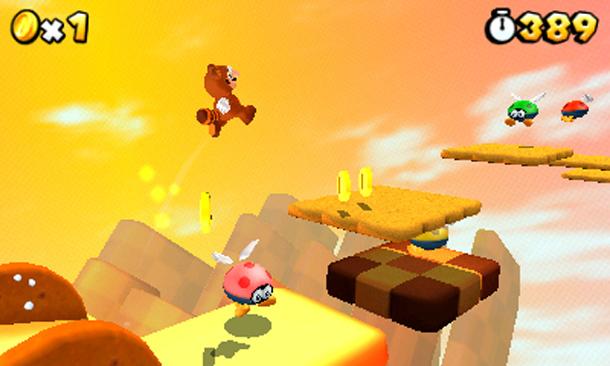 Super Mario 3D Land 1