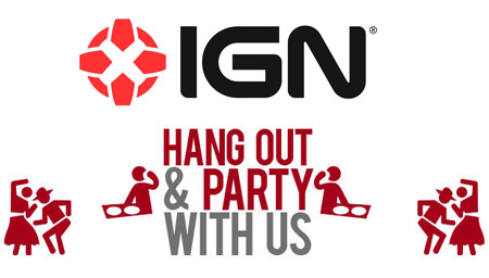 IGN Hangout PAX East Party