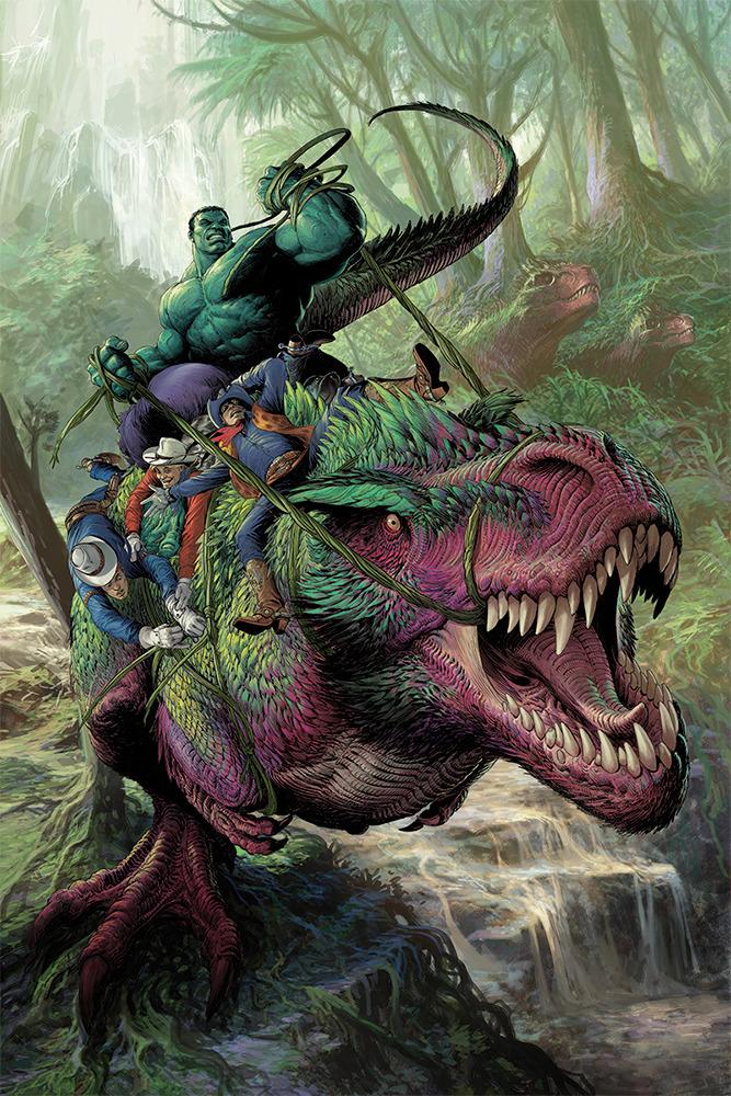 indestructible hulk 12