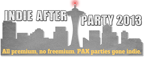 Indies After Party PAX Prime 2013