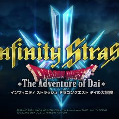 Square Enix announces Infinity Strash – Dragon Quest: The Adventure of Dai