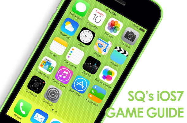 iOS 7 Ultimate Game Guide