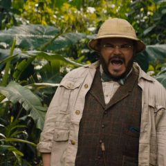 The first trailer for Jumanji: The Next Level mixes things up