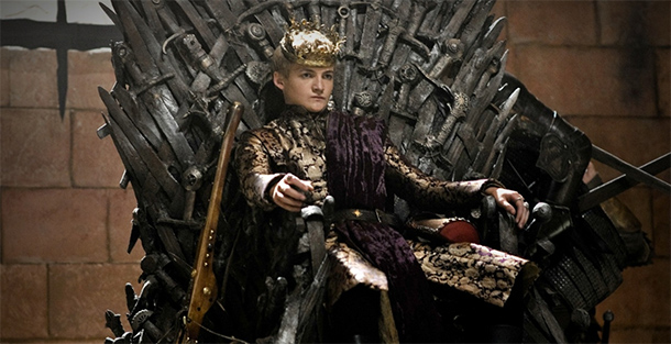 George RR Martin reveals what the *real* Iron Throne would look like