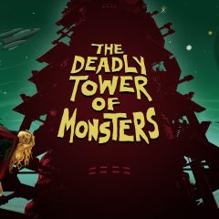 The Deadly Tower of Monsters Review: Stairway To The Past