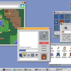 Retro OS inspired RPG, Kingsway, arriving July 18th