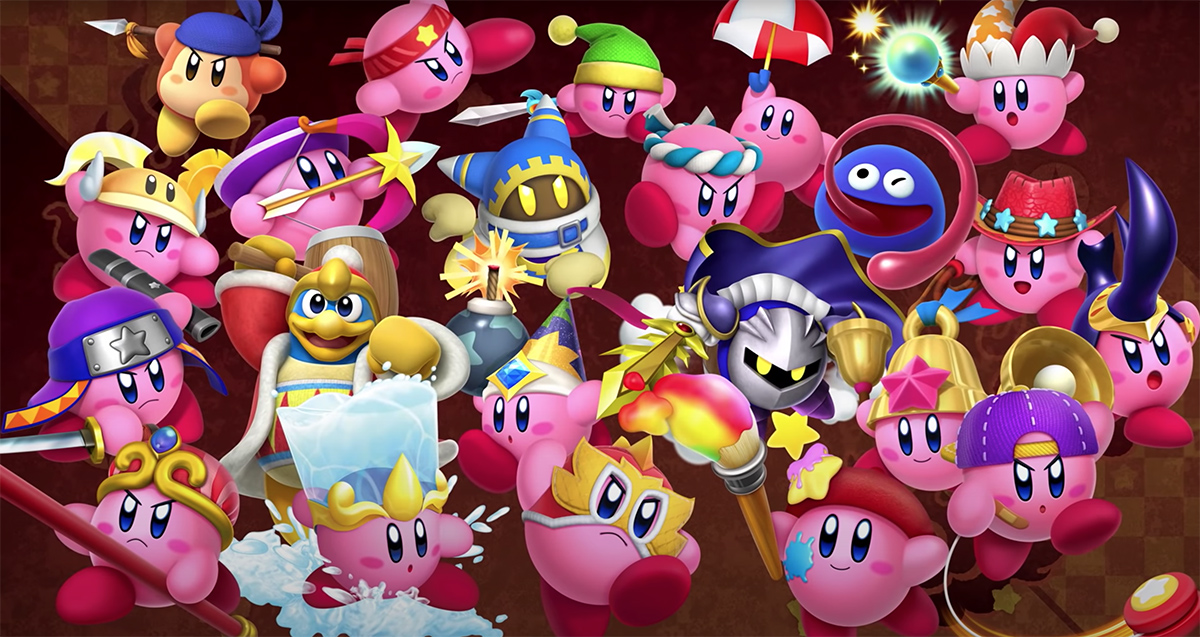 Nintendo surprise drops Kirby Fighters 2