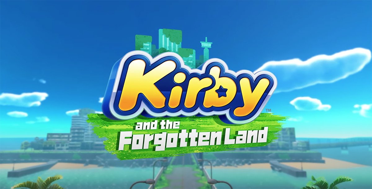 Kirby goes on an odyssey in the Forgotten Land
