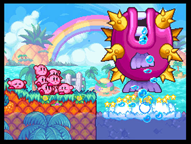 Kirby Mass Attack Review 1