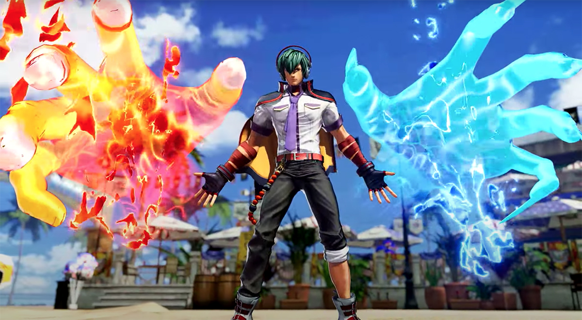 King of Fighters XV debuts first trailer