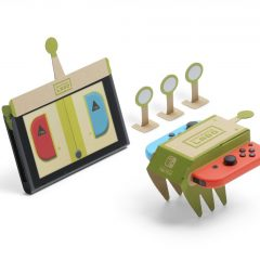 Nintendo announces Labo, its DIY Switch experience