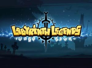 labyrinth legends logo
