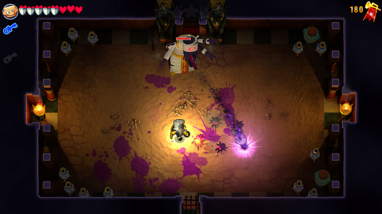 labyrinth legends screenshot three