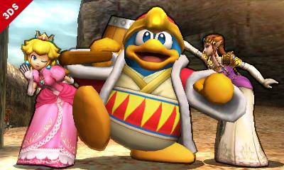King Dedede confirmed for next Smash Bros, brings along his mighty mallet
