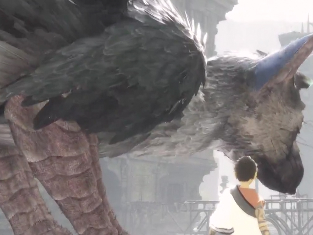 E3 2015: Sony reveals Last Guardian again, for real this time