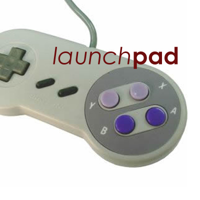 Super Nintendo Launchpad Game Pad