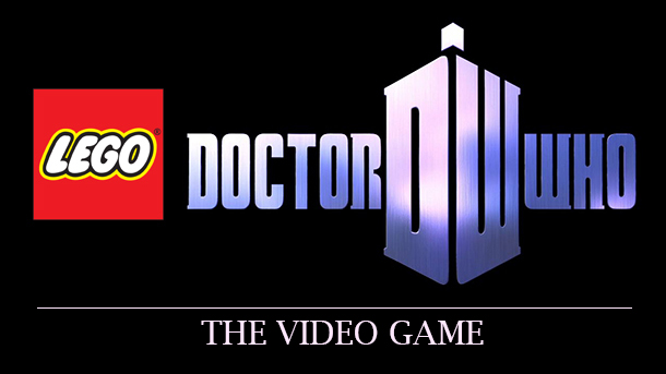 LEGO Doctor Who Video Game