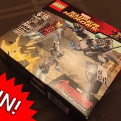 LEGO Week Giveaway: WIN! Avengers – Age of Ultron LEGO set [Update: Winner!]