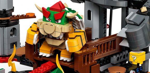 LEGO Super Mario Starter Course preorders go live