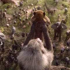 Disney releases the stunning first teaser trailer for its upcoming CGI version of The Lion King