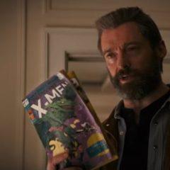 Watch Logan read an X-Men comic in newest movie trailer