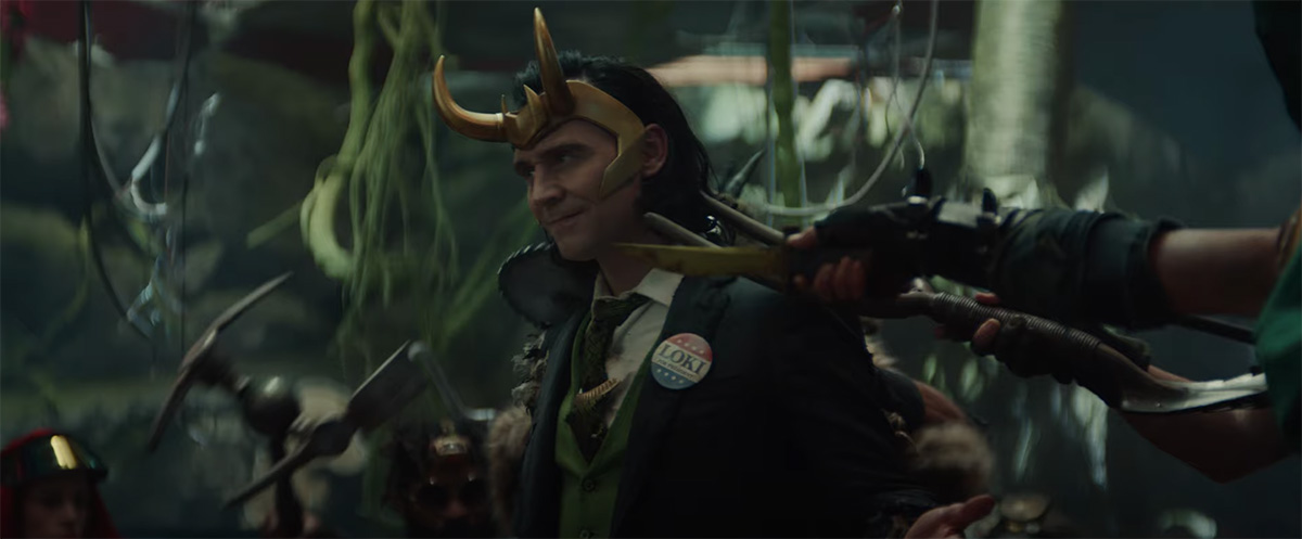 Marvel's LOKI Disney+ series debuts amazing trailer