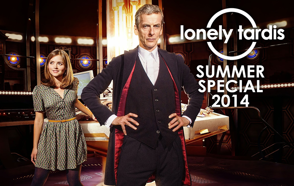 The Lonely TARDIS: Summer Special 2014